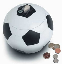 Geld en voetbal