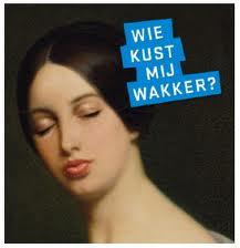 Wie kust mij wakker