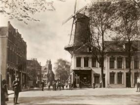 Vrieseplein 1915, Tollens