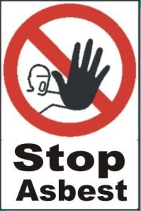 Stop asbest