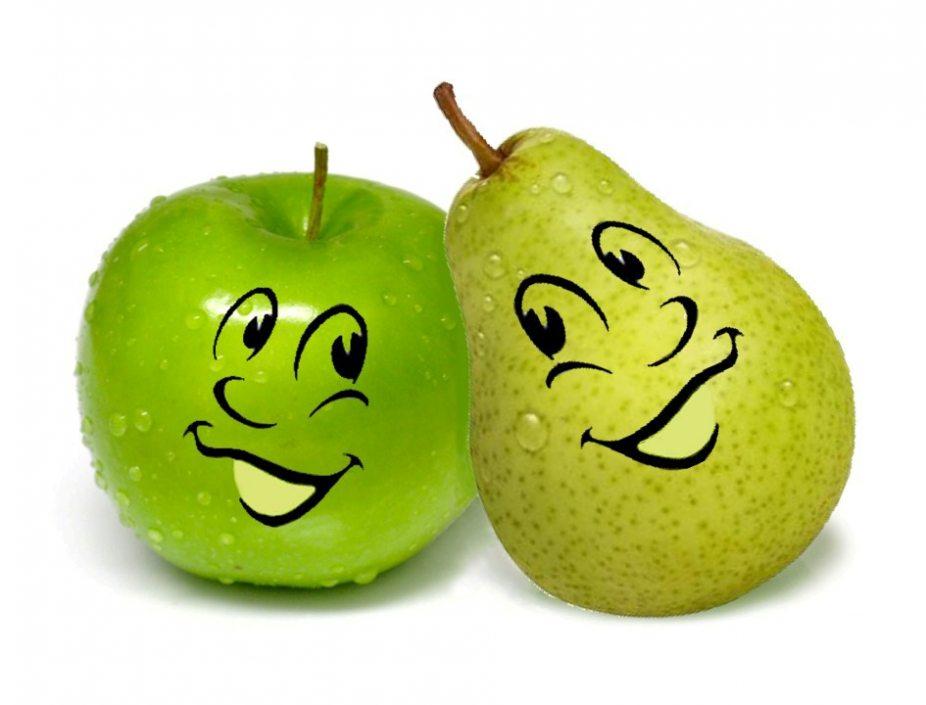 Afbeeldingsresultaat voor appel en peer