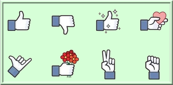 stickers-facebook-messenger-like