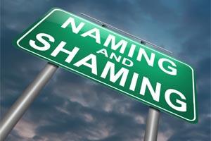NamingShaming