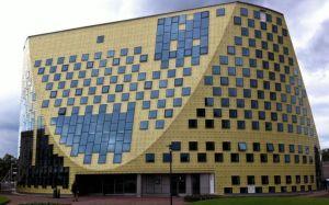 lelijkste gebouw