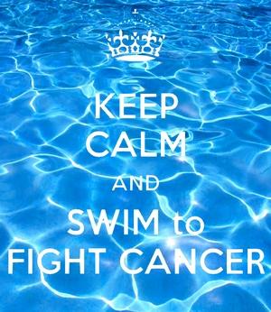 swim to fight