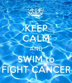 swim to fight