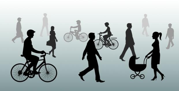 fietsen_lopen