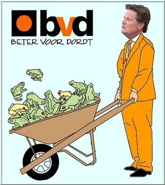 kruiwagen BVD