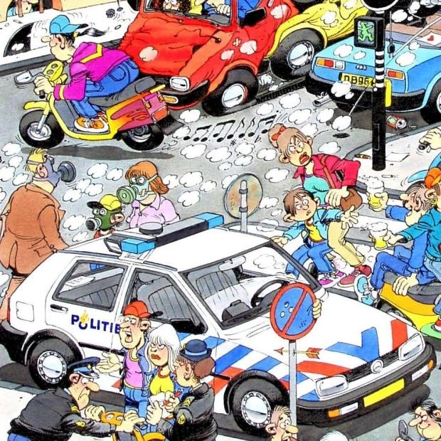 chaos verkeer