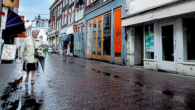 Verpaupering Voorstraat