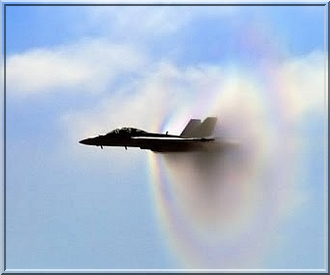 supersonic boom