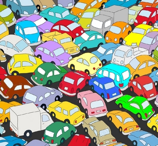 trafficjam